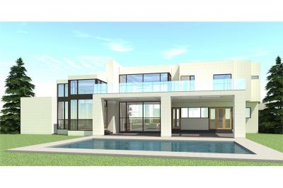 5 Bedrm, 5165 Sq Ft Concrete Block/ ICF Design House Plan ...