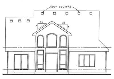 House Plan #120-2160 : 3 Bedroom, 2019 Sq Ft Traditional Home | ThePlanCollection