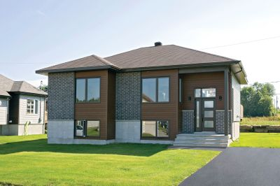 Split-Level House Plans - House Plan 126-1088