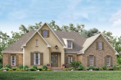 Acadian House Plan #142-1154: 4 Bedrm, 2210 Sq Ft Home Plan