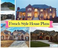 French Eclectic House Plans - Escortsea