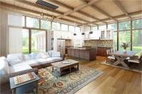 House Plans with Great Rooms - Hearth Rooms - Vaulted Ceilings