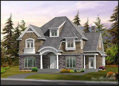 Shingle Style House Plans: A Home Design with New England ...