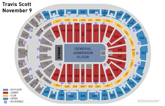 Pnc Arena Seating Chart Seat Numbers - Pnc arena seating chart