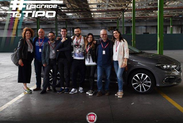 team upgradetotipo Fiat Tipo