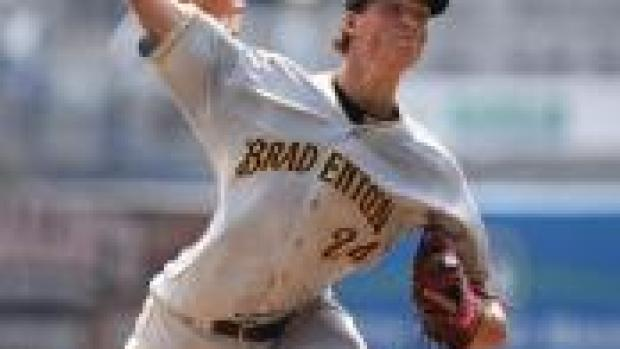 If the Pirates dangled Tyler Glasnow in trade talks, how much is he worth? Image from milb.com