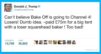 What if we all Tweeted like Donald Trump? The Poke