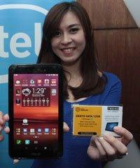 Intel-Asus-Fonepad-bundling-Indosat