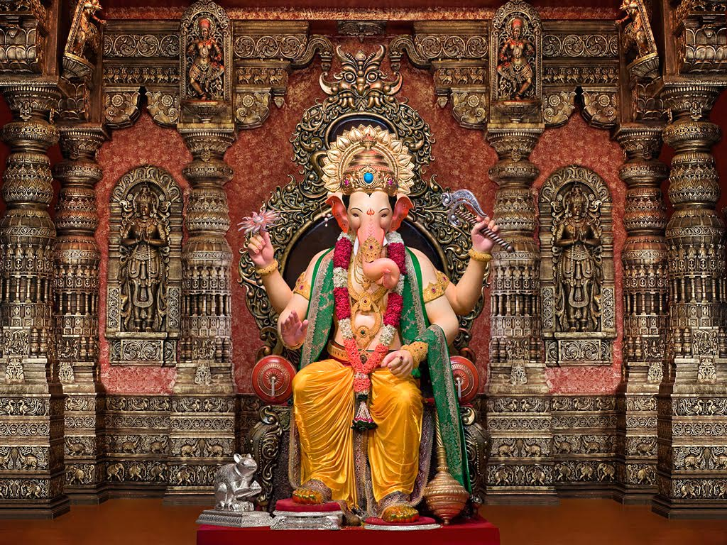 Ganpati wallpaper download hd ganpati