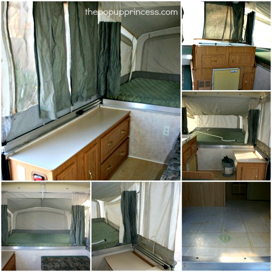 Pop Up Camper Makeover The Curtains {Part 1} - The Pop Up Princess
