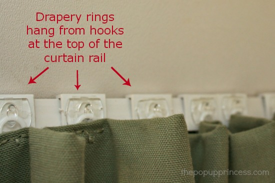 Pop Up Camper Makeover The Curtains Part 1 The Pop Up