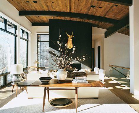 Aerin Lauder Aspen Home