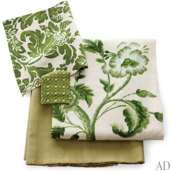 Aerin Lauder Fabrics via AD