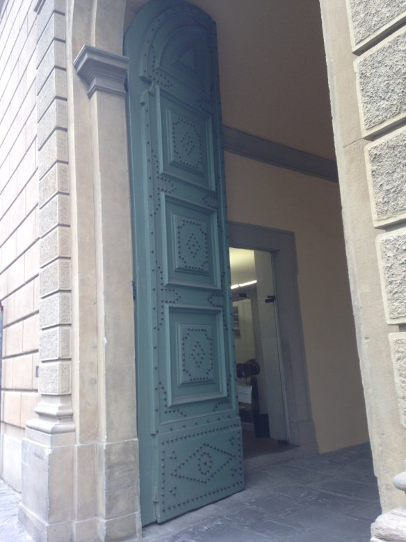 Blue Door Large