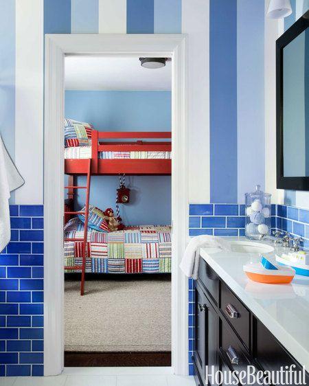 Boys Bath and Bedroom HB