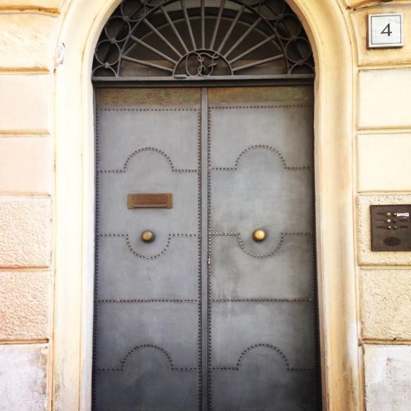 Doors Blue Matte