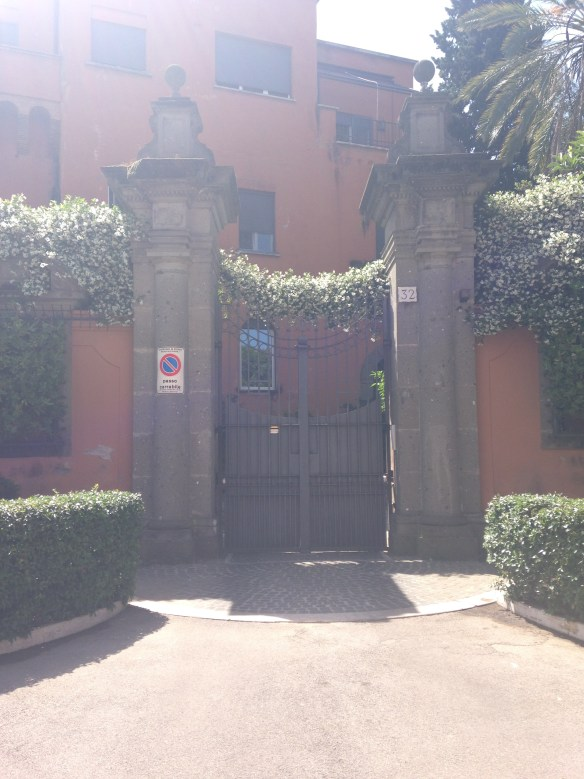 Egyptian Embassty Roma
