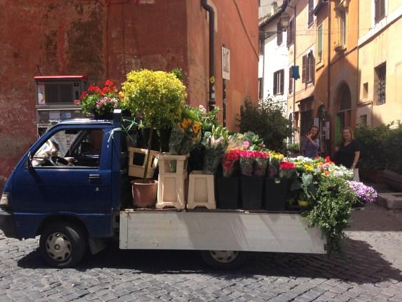 Flowe Truck Roma