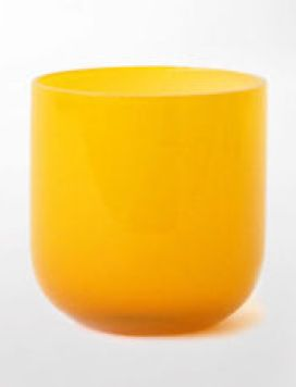 JA Pop Rock Glass orange