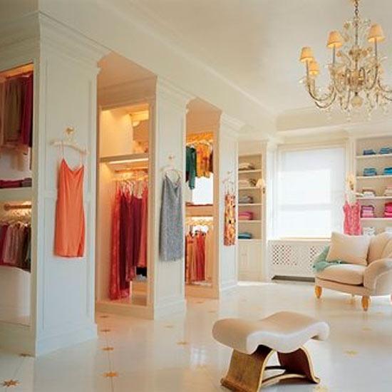Mariah Carry Closet via Pinterest
