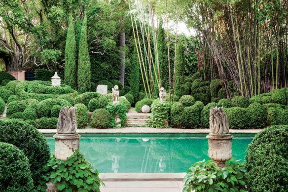 Pool Garden by Richard Shapiro via C Mag