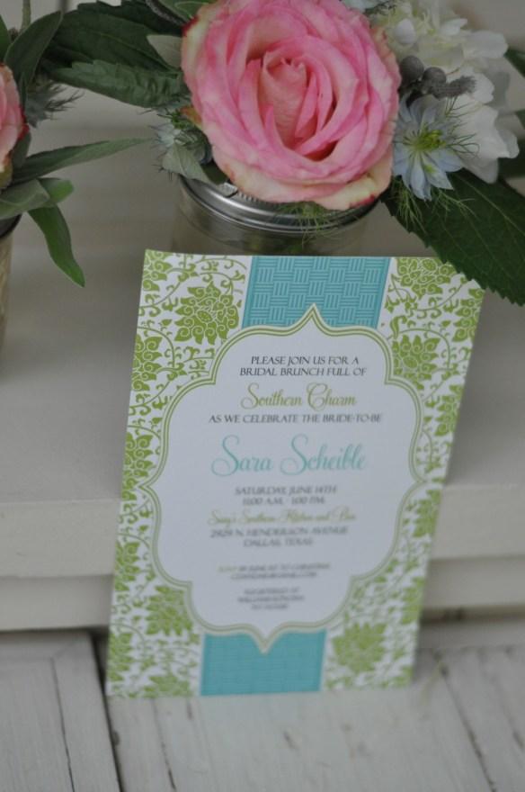 Sissy's Invitation
