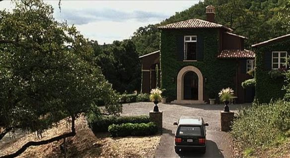 The Parent Trap Napa House via All things Luxurious