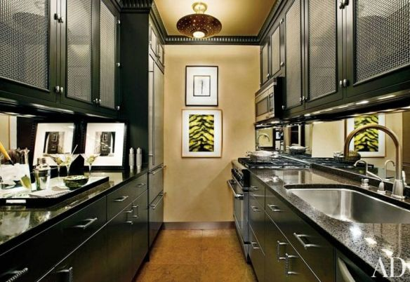 Arthur Dunnam's Manhattan Apartment in AD