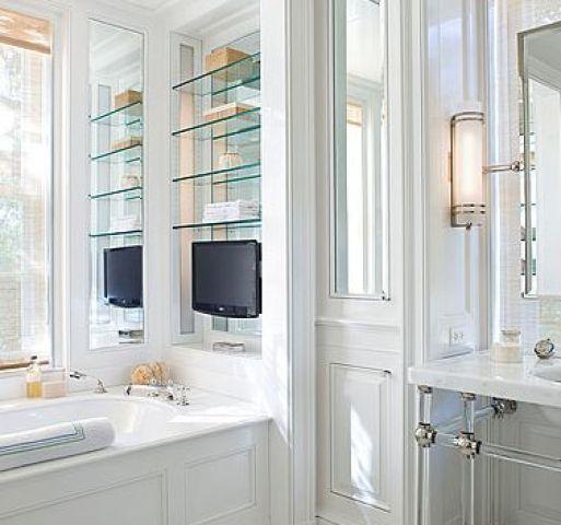 Bathroom via Quintessence