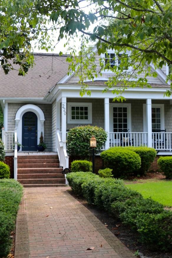 Blue House in Pinehurst