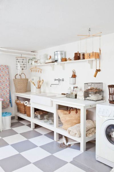Laundry Room on Saved by Southern Belle