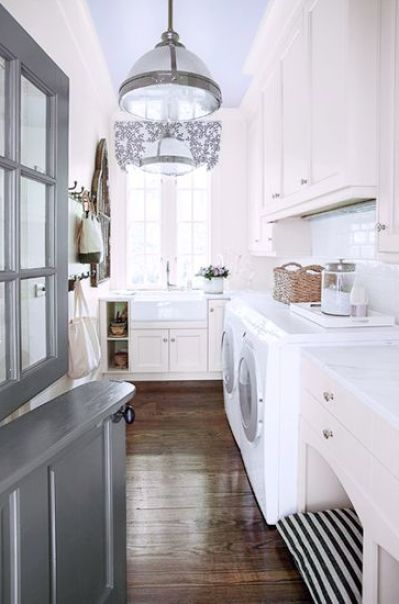Laundry Room via Domaine Home