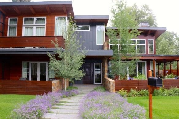 Modern Aspen Home