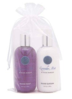 Niven Morgan Hand Soap Gift Set
