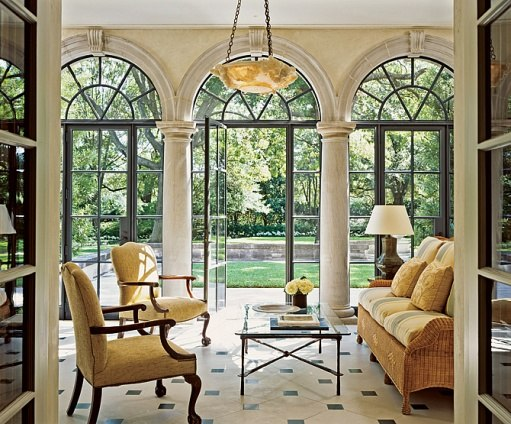 Peter Marino Dallas Home of Nancy Cain Marcus