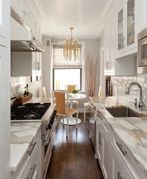 Small Kitchens, Big Design