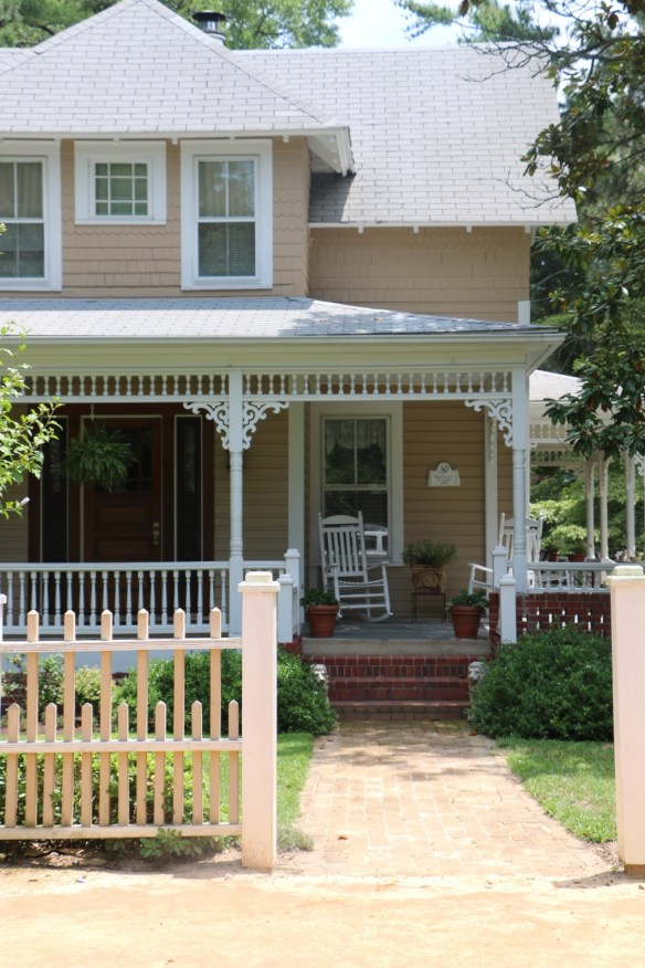 Victorian home in Pinehurst