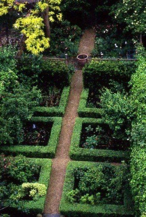 Boxwood Garden by Nigel Slater