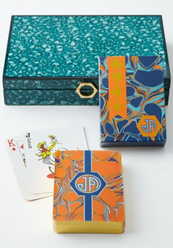 Jonathan Adler Toulous Playing Card Set