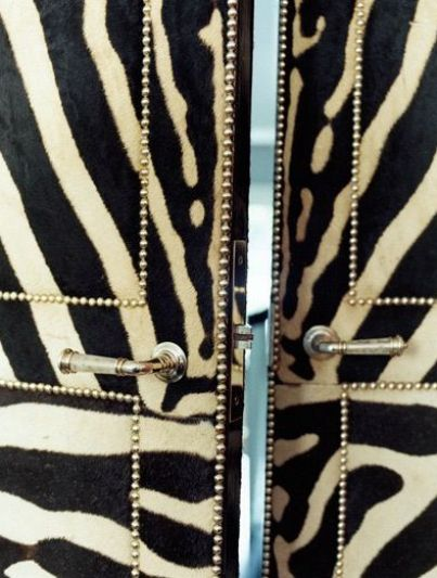 Miles Redd  Zebra Doors