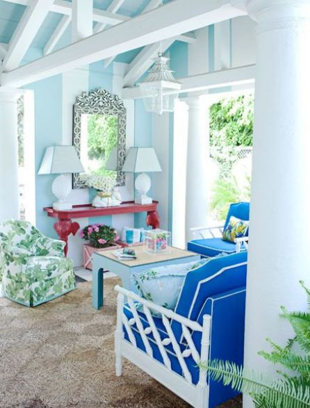 Ruthie Sommers Pool House via HB