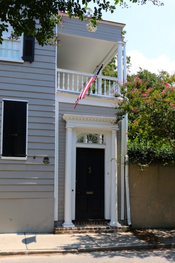 TPB Charlestonian Entry