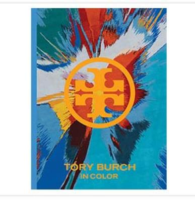 Tory Burch Coffee Table Book IN COLOR
