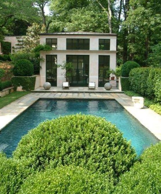 John Howard Landscape via Elle Decor