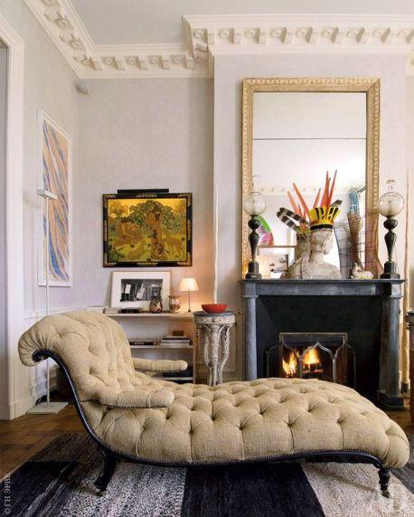 Jacques Grange Paris Apartment