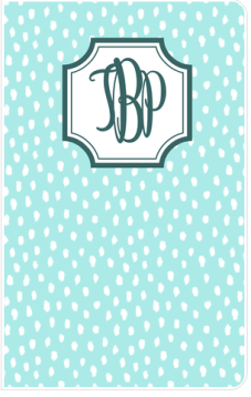 May Design Notebooks Monogram