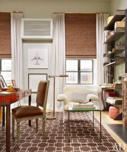 Nate Berkus Manhattan duplex via AD