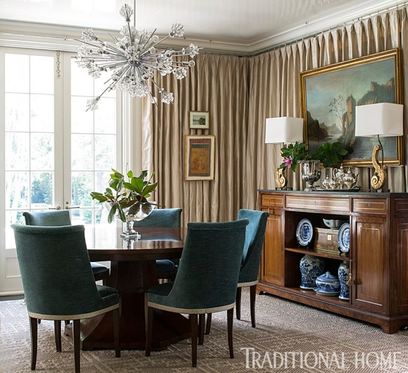Charleston Home by Lisa Hilderbrand via Tradtional Home 10