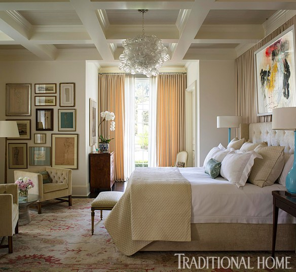 Charleston Home by Lisa Hilderbrand via Tradtional Home 7