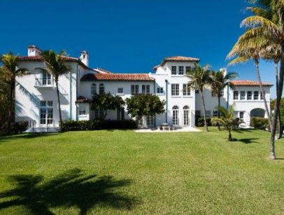 Mizner home Palm Beach